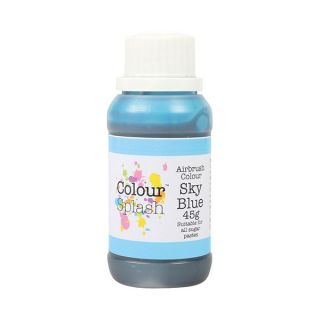 Colour Splash Airbrush Liquid Sky Blue