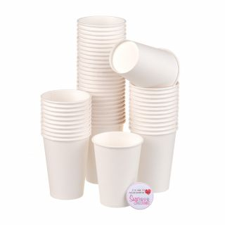 Cupcake Bouquet PAPER CUPS 12oz Pack of 50