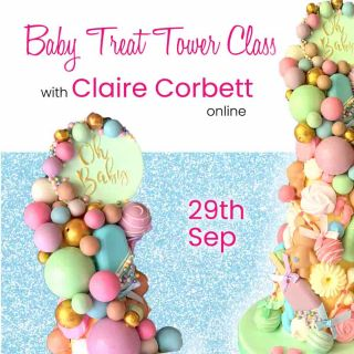 *NEW* Baby Treat Tower Class with Claire Corbett Online