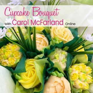 Beautiful Cupcake Bouquets Online