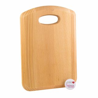 Beech Wood Chopping Board 28x20cm