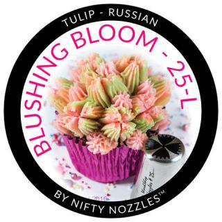 *OFFER* Nifty Nozzles Blushing Bloom 25L Please read product info