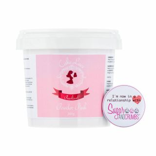 Cake Lace Pre Mix Powder Pink Pearlised 200g