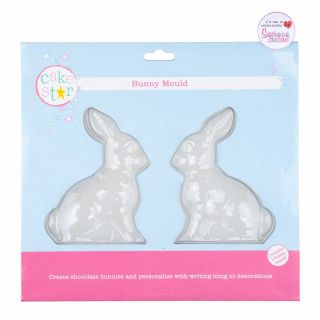 Cake Star Large Chocolate Bunny Mould