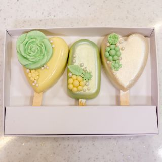 CakeCicles Presentation Box with Clear Lid Fits 3