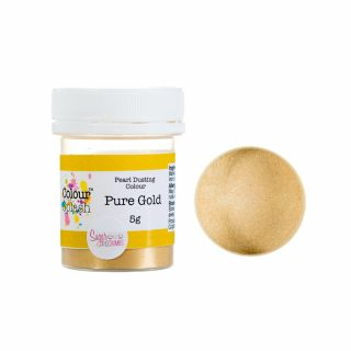 Colour Splash Dust PEARL PURE GOLD 5g