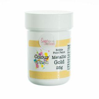 Colour Splash Paint METALLIC GOLD 25g