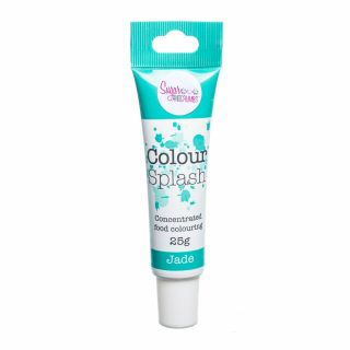 Colour Splash Food Colouring Gel JADE 25g