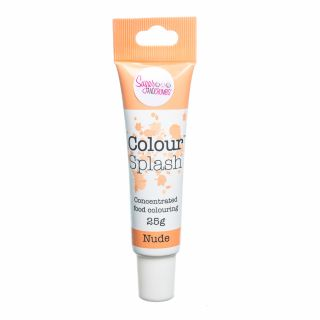 Colour Splash Food Colouring Gel NUDE 25g