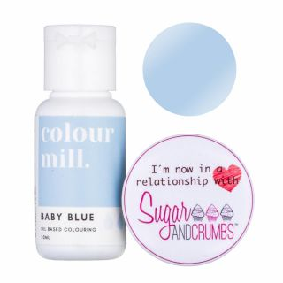 Colour Mill GEL Baby Blue 20ml