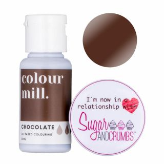 Colour Mill GEL Chocolate 20ml