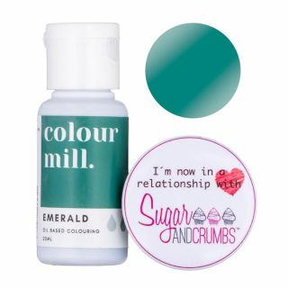 Colour Mill GEL Emerald 20ml