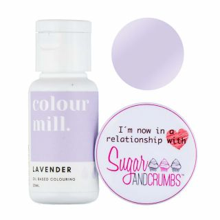 Colour Mill GEL Lavender 20ml