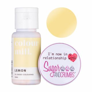 Colour Mill GEL Lemon 20ml