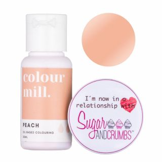 Colour Mill GEL Peach 20ml