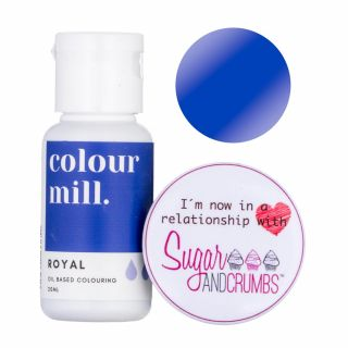 Colour Mill GEL Royal Blue 20ml