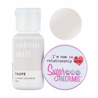 Colour Mill GEL Taupe 20ml