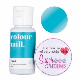 Colour Mill GEL Teal 20ml