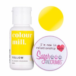 Colour Mill GEL Yellow 20ml