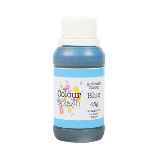 Colour Splash Airbrush Liquid Blue