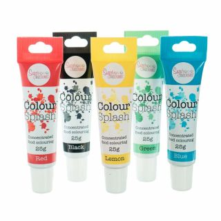 Colour Splash Gel PRIMARIES