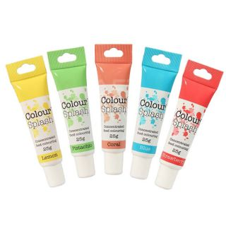 Colour Splash Gel PASTELS