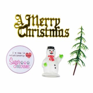 Culpitt Christmas Decorations Snowman