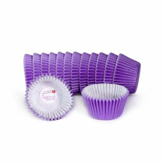 Culpitt Cupcake Cases PURPLE Pack of 250