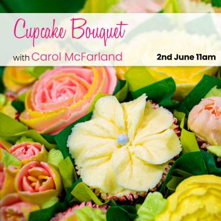 Beautiful Cupcake Bouquets Online Summer Bloom 2nd June 2021 at 11am