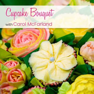 *NEW* Beautiful Cupcake Bouquets Online 21st July 2021