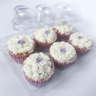 Cupcake Pods Holds 6 Pack of 5