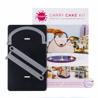 Dinkydoodle Carry Cake Kit RECTANGLE