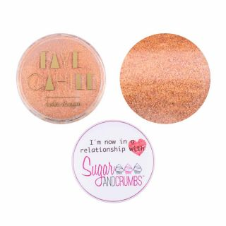 Faye Cahill DUST Rose Gold 10ml Small Pot