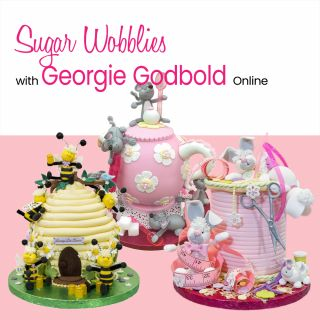 Georgie Godbold Sugar Wobblies Online Set of 3 Classes