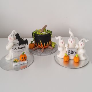 Halloween Cake Toppers with Do Griffin Online