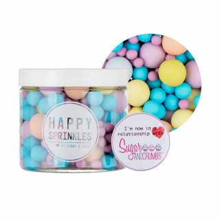 Happy Sprinkles Bubblegum Choco Crunch XXL 135g