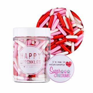 Happy Sprinkles Kiss and Tell Rods 90g.a