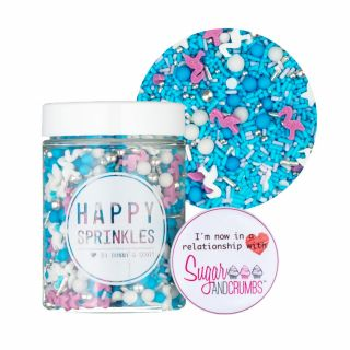 Happy Sprinkles Vegan Flamingo Fiesta 90g