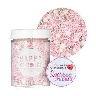 Happy Sprinkles Vegan Shy Princess 90g