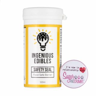 Ingenious Edibles SAFETY SEAL