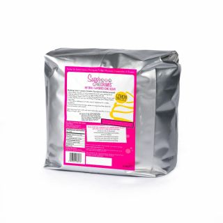 Sugar and Crumbs Natural Flavoured Icing Sugar LEMON DRIZZLE 2.5 KILOS