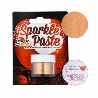 Magic Colours Sparkle Paste BRONZE 8g