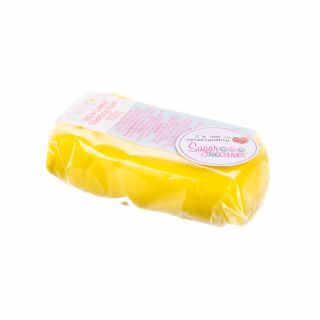 Cake Star Modelling Paste YELLOW 100g