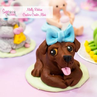PRE ORDER Molly Robbins Creature Creator Babies Laying Mould Read Product Info