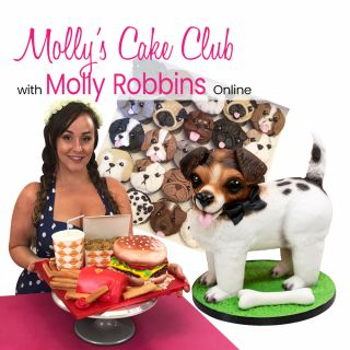 Molly's Cake Club Online