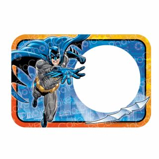 PhotoCake Personalised Image Batman BAT-A-RANG