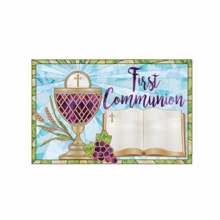 PhotoCake A4 First Communion