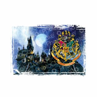 PhotoCake A4 Image Harry Potter Picturesque