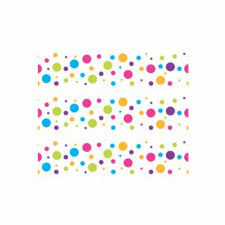 PhotoCake Strips CELEBRATE DOTS