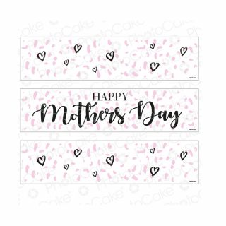 PhotoCake Strips Mother's Day